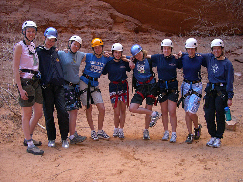 Veteran Canyoneers