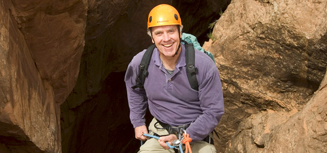 1/2 Day Canyoneering - Ephedra's Grotto