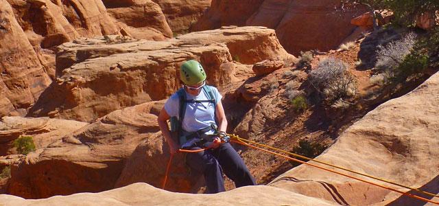 Canyoneering - Granary Canyon