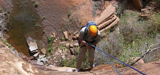 Canyoneering - Hypatia Canyon