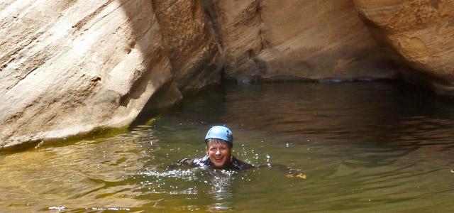 Canyoneering - Little Sinbad