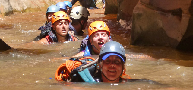 Multi-Day Canyoneering - Cedar Mesa Canyons