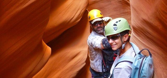 Canyoneering - North Wash