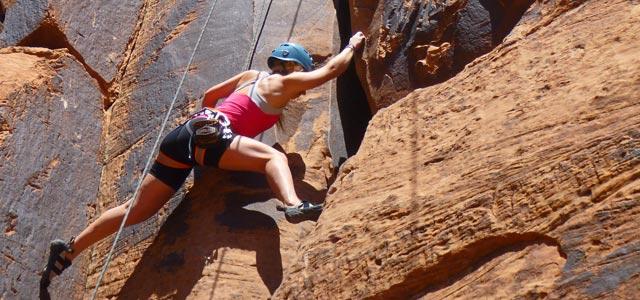 Rock Climbing - Moab's Best Climbs