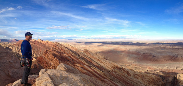 Rock Climbing - San Rafael Swell