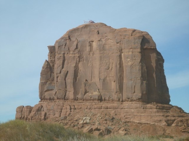 Tombstone Butte