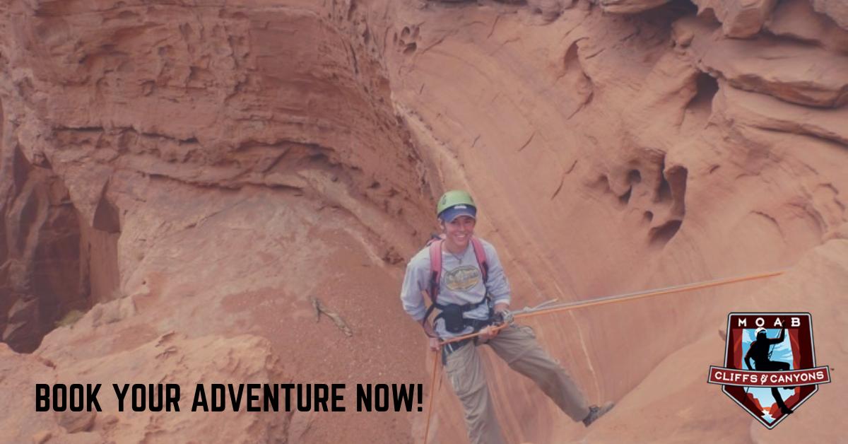 Moab Utah Adventure Tours Canyoneering Adventure Tour – Multi-Day – Hanksville, North Wash & Cedar Mesa Canyons