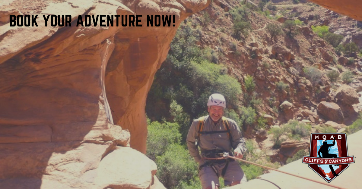 Moab Utah Adventure Tours Canyoneering Adventure Tour 3:4 Day Trip Hypatia Canyon