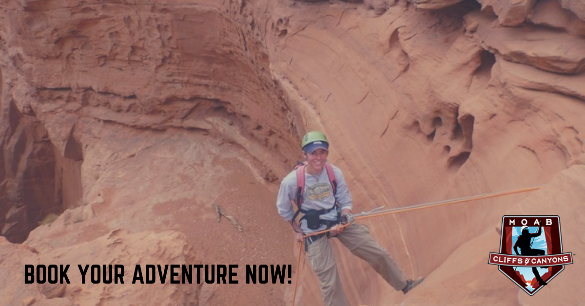 Moab Utah Adventure Tours Canyoneering Adventure Tour – Multi-Day – Hanksville, North Wash & Cedar Mesa Canyons
