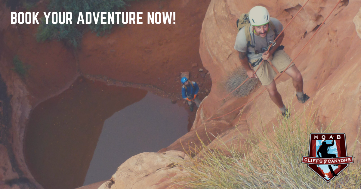Moab Utah Adventure Tours Intermediate Canyoneering Course – 3 Days In Moab Canyons