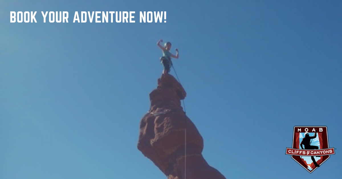 Moab Utah Adventure Tours Moab Tower Climbing Tour – Ancient Art Tower