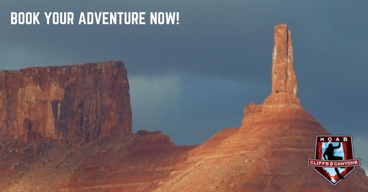 Moab Utah Adventure Tours Moab Tower Climbing Tour – Castleton Tower Climbing