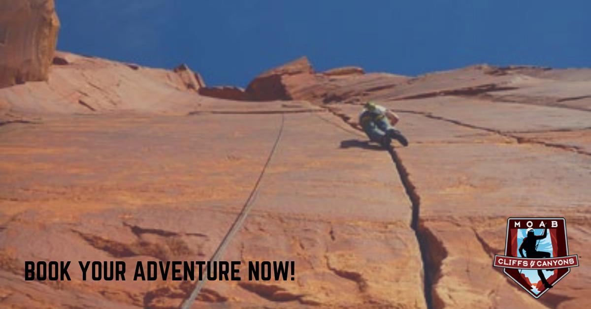 Moab Utah Adventure Tours Rock Climbing Course – Indian Creek Jam Camp