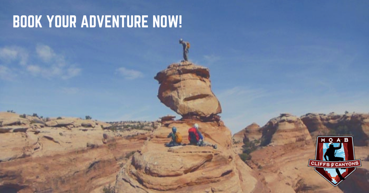 Moab Utah Adventure Tours Rockaneering Adventure Tour – Full Day Trip – 300 BC Adventure Tour